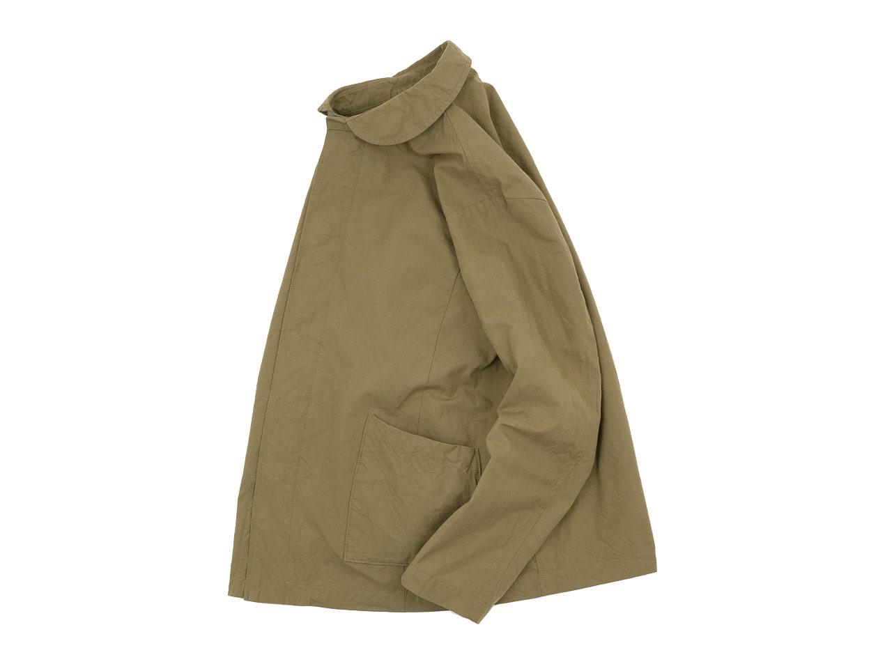 RINEN 40/2高密度平織 ガーデンジャケット