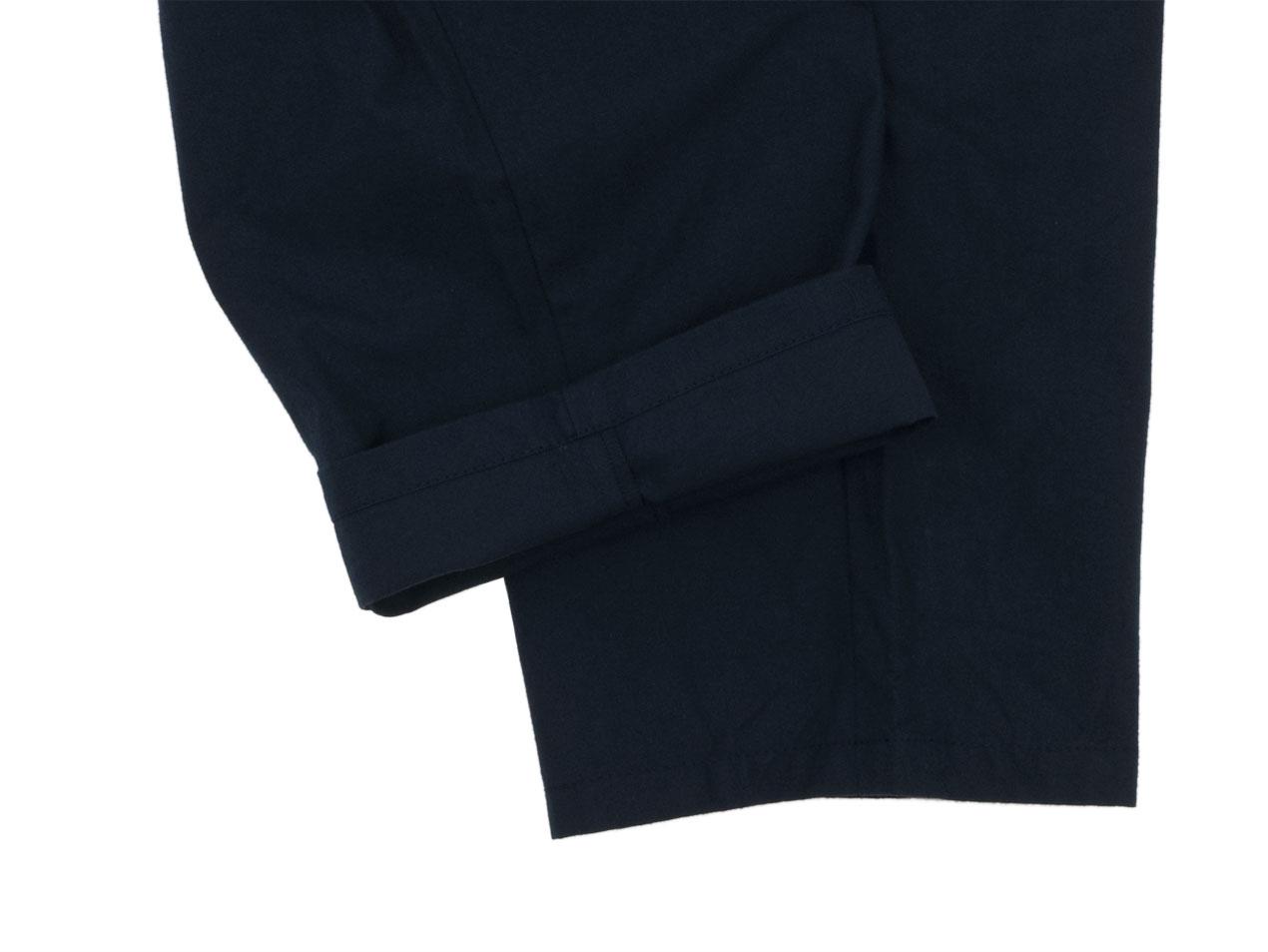 RINEN 40/2高密度平織 ラクパンツ