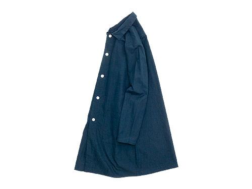 RINEN 100/2ブロード ロングシャツ