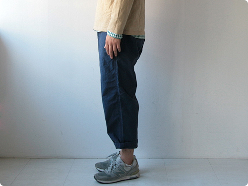 ordinary fits FRENCH CROPPED