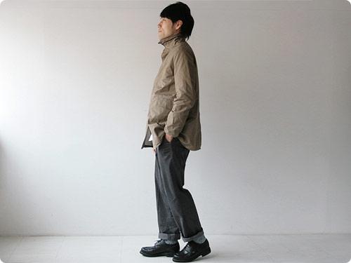 ordinary fits SWING COAT