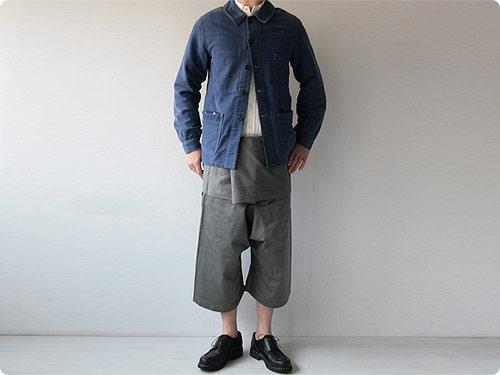 TUKI fisherman's pants