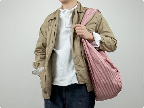 Lin francais d'antan Claudel reversible bag