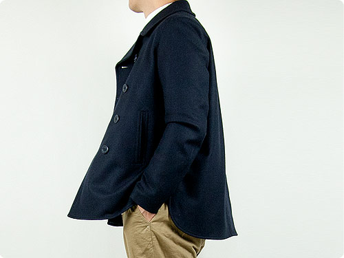 maillot b.label melton PEA jacket