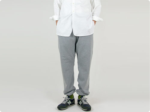 ENDS and MEANS Heavy Sweat Pants