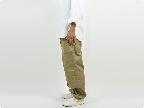 TUKI double knee pants