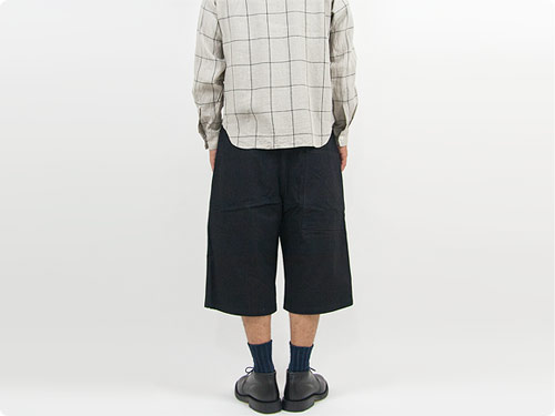 TUKI big shorts