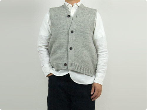ENDS and MEANS Grandpa Knit Vest