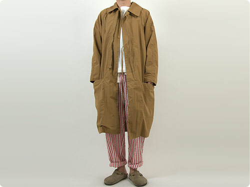 TATAMIZE DRIVING COAT / P/O SHIRTS /  WORK CAP