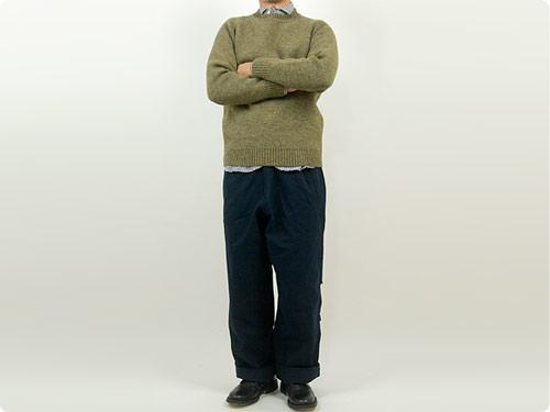 EEL ノルディックセーター