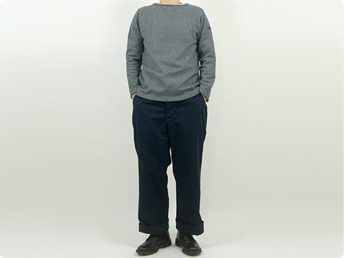 【再入荷】 maillot mature wool weekend Tee