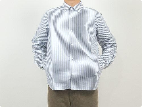 YAECA コンフォートシャツ リラックス 〔メンズ〕 / デニム ストレート 〔メンズ〕