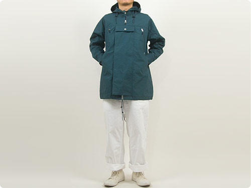 ENDS and MEANS Field Half Coat