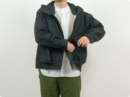 ENDS and MEANS Haggerston Parka