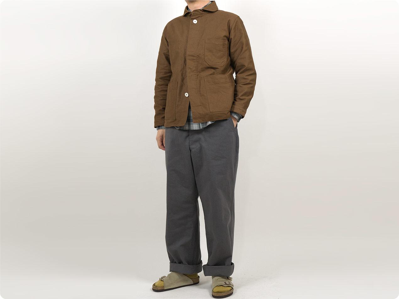 TUKI field trousers(フィールドトラウザー)