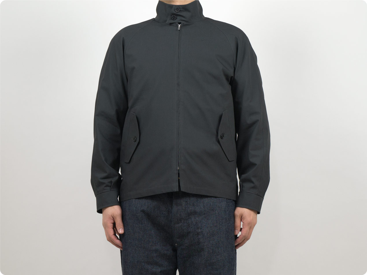 MARGARET HOWELL COTTON POPLIN BLOUSON