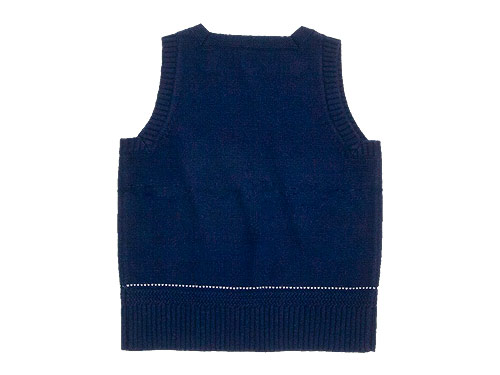 TATAMIZE SQUARE NECK VEST