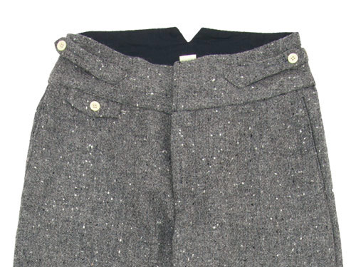 TATAMIZE -SIMME- TROUSERS TWEED