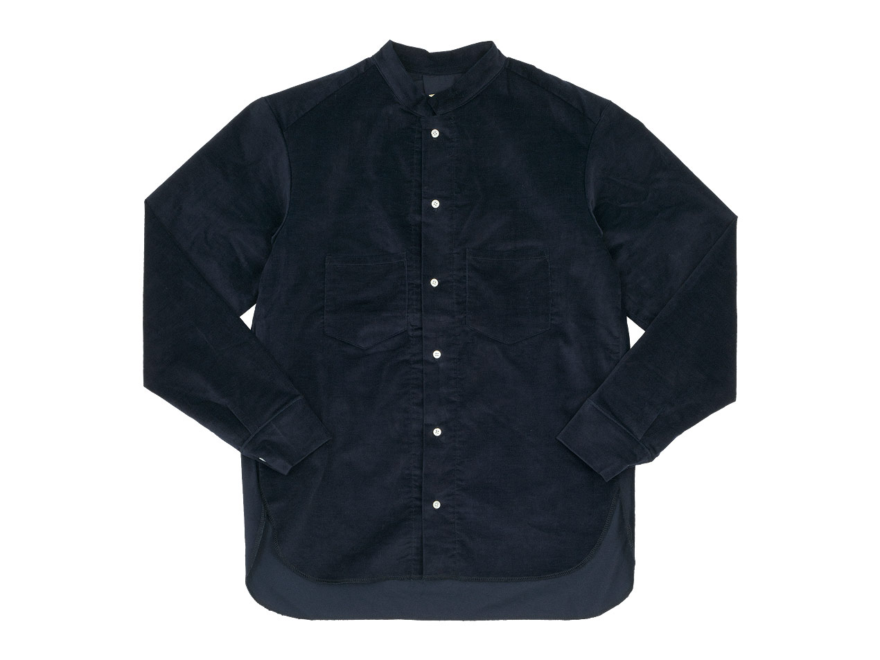 TATAMIZE STAND COLLAR SHIRTS