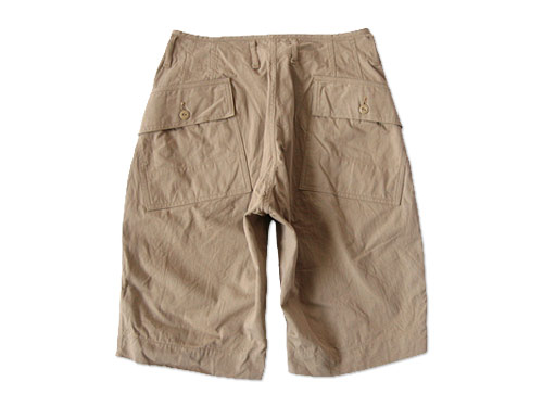 TATAMIZE BAKER SHORTS