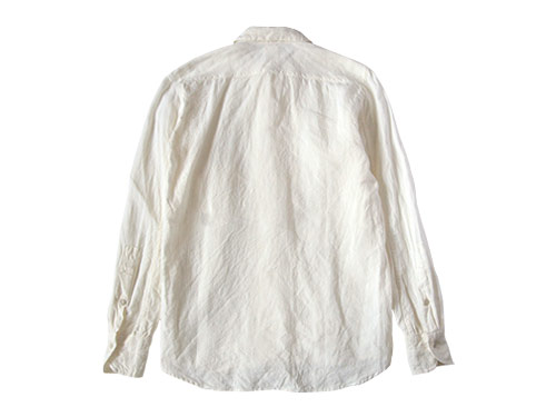 TATAMIZE DOUBLE BRESTED LINEN SHIRTS