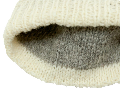 TATAMIZE HAND MADE KNIT CAP
