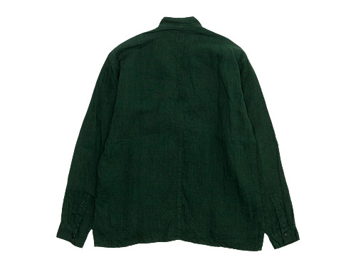 TATAMIZE DOUBLE BRESTED SHIRTS JACKET