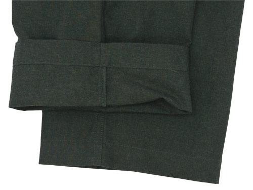 THE HINOKI 綿毛馬布 イージーパンツ