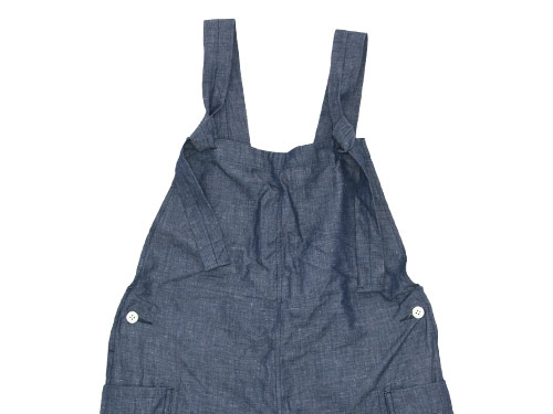 TOUJOURS Classic Overalls