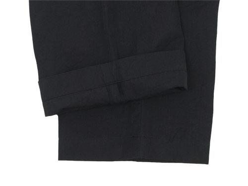 TOUJOURS Waist Overalls NAVY BLACK