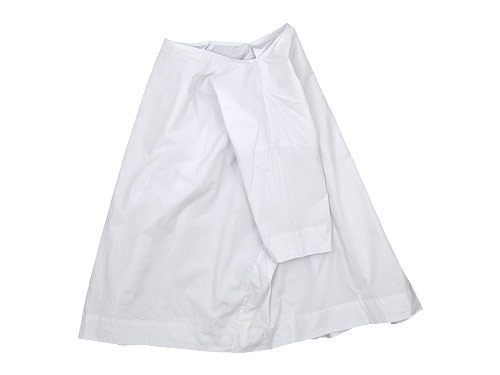 TOUJOURS Boat Neck Wrap Back Shirt / Shirt Dress / High Neck Big Shirt Dress