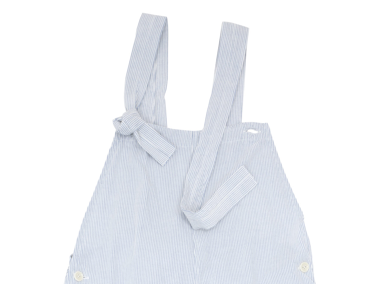TOUJOURS Classic Overalls HICKORY STRIPE 【KM30DP03】