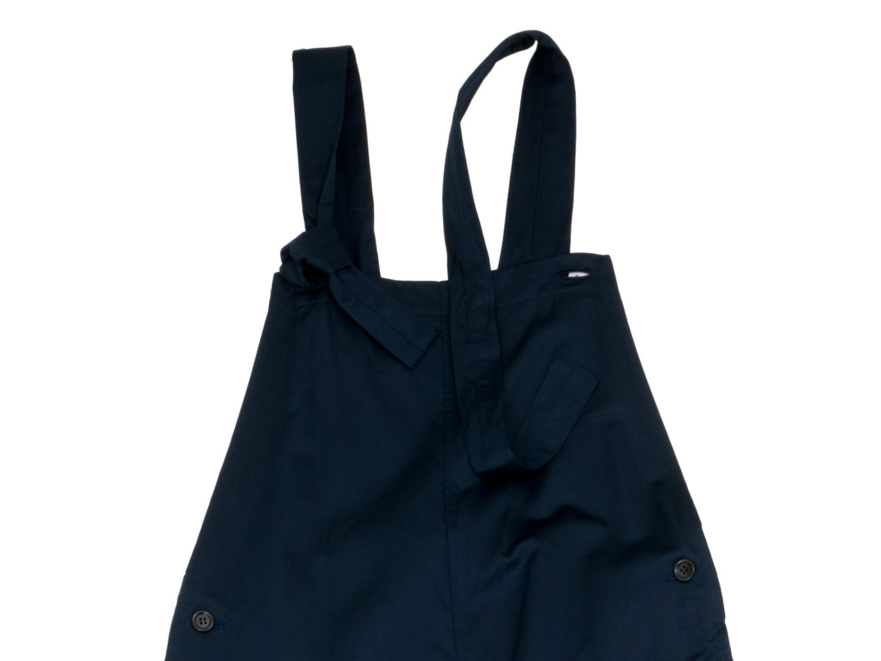 TOUJOURS Classic Overalls NAVY 【KM30DP07】
