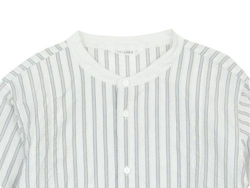 TOUJOURS Frock Shirt STRIPE 【TM30GS02】