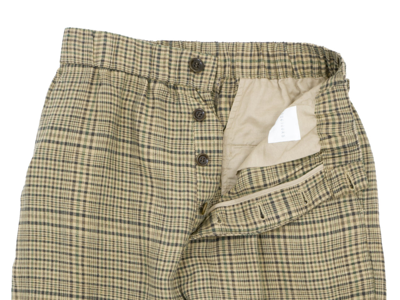 TOUJOURS Easy Trousers