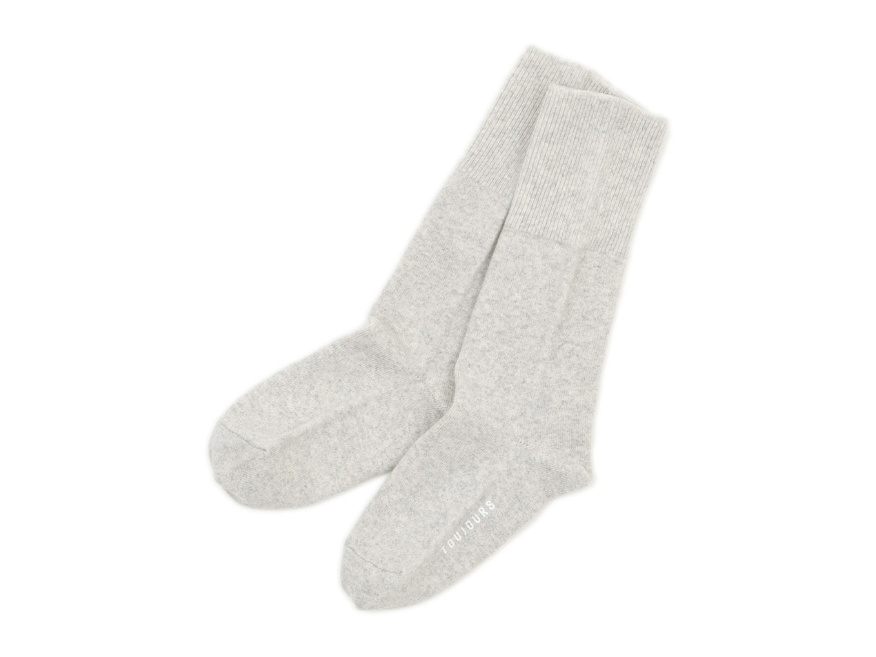 TOUJOURS Fine Wool Military Socks