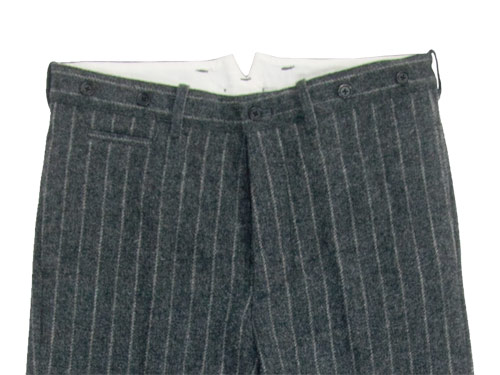 TOUJOURS Double Cuffs Cropped Pants