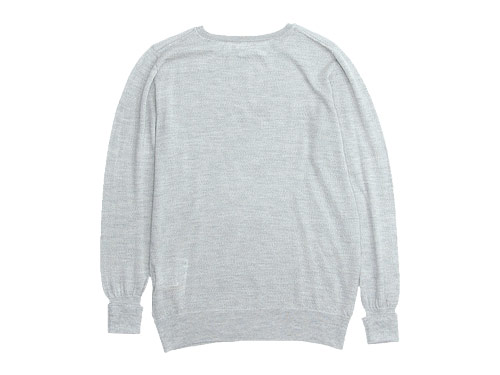 TOUJOURS Crew Neck Knit