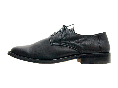 TOUJOURS Sheep Leather Oxford Shoes