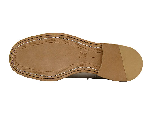 TOUJOURS Nubuck Oxford Shoes