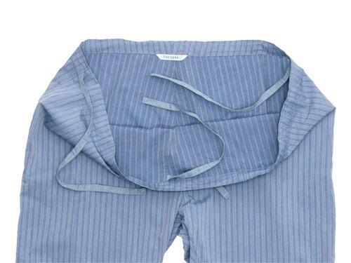 TOUJOURS String Wrap Pants