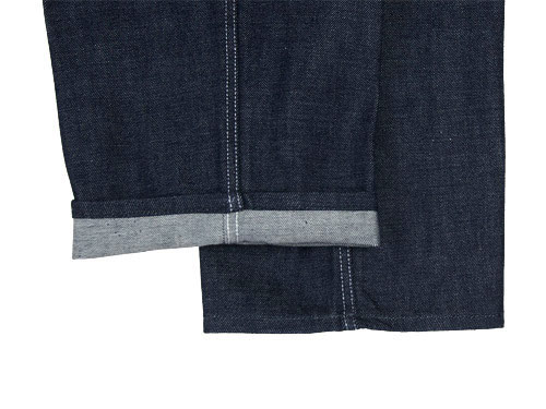 TUKI type2 indigo denim