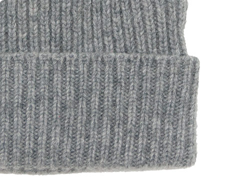 William Brunton Hand Knits Rib Hat