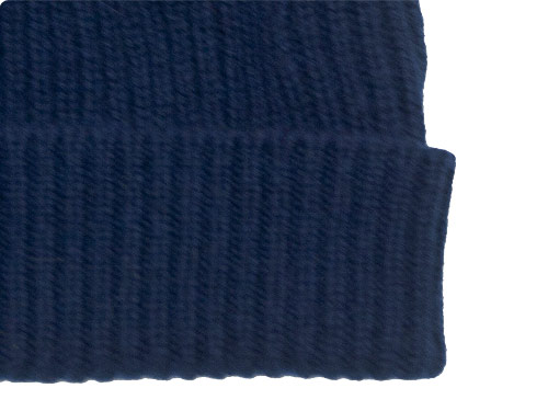 William Brunton Hand Knits Rib Hat