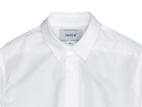YAECA CONFORT SHIRT WIDE SHORT