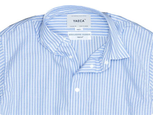 YAECA コンフォートシャツ ワイドショート詳細