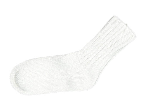 YAECA COTTON SILK SOCKS