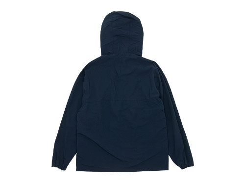 YAECA 60/40 CLOTH HOODED SHIRT LONG