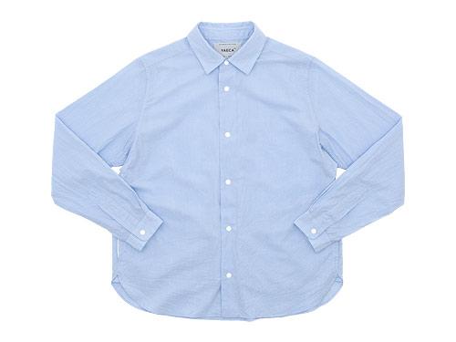 YAECA コンフォートシャツ リラックス 〔レディース〕 / YAECA デニム ワイドテーパード 〔メンズ〕