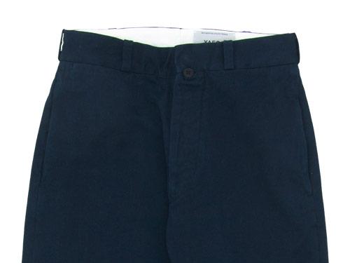 YAECA CHINO CLOTH PANTS WIDE TAPERED